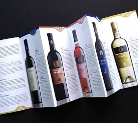 progettazione brochure sardegna