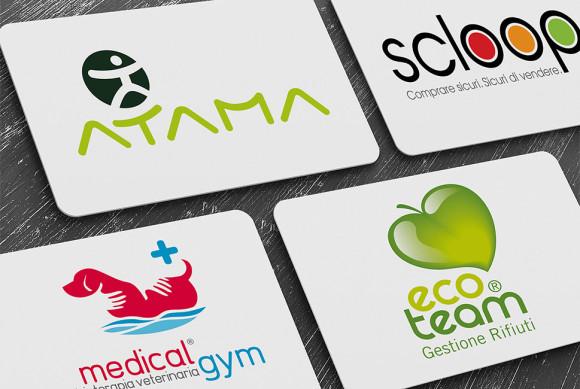 creazione marchio e logotipo