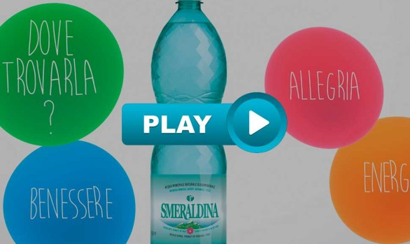Spot tv Smeraldina Shop Online